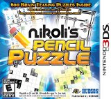 Nikoli's Pencil Puzzle (Nintendo 3DS)